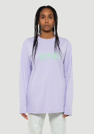 One Longsleeve