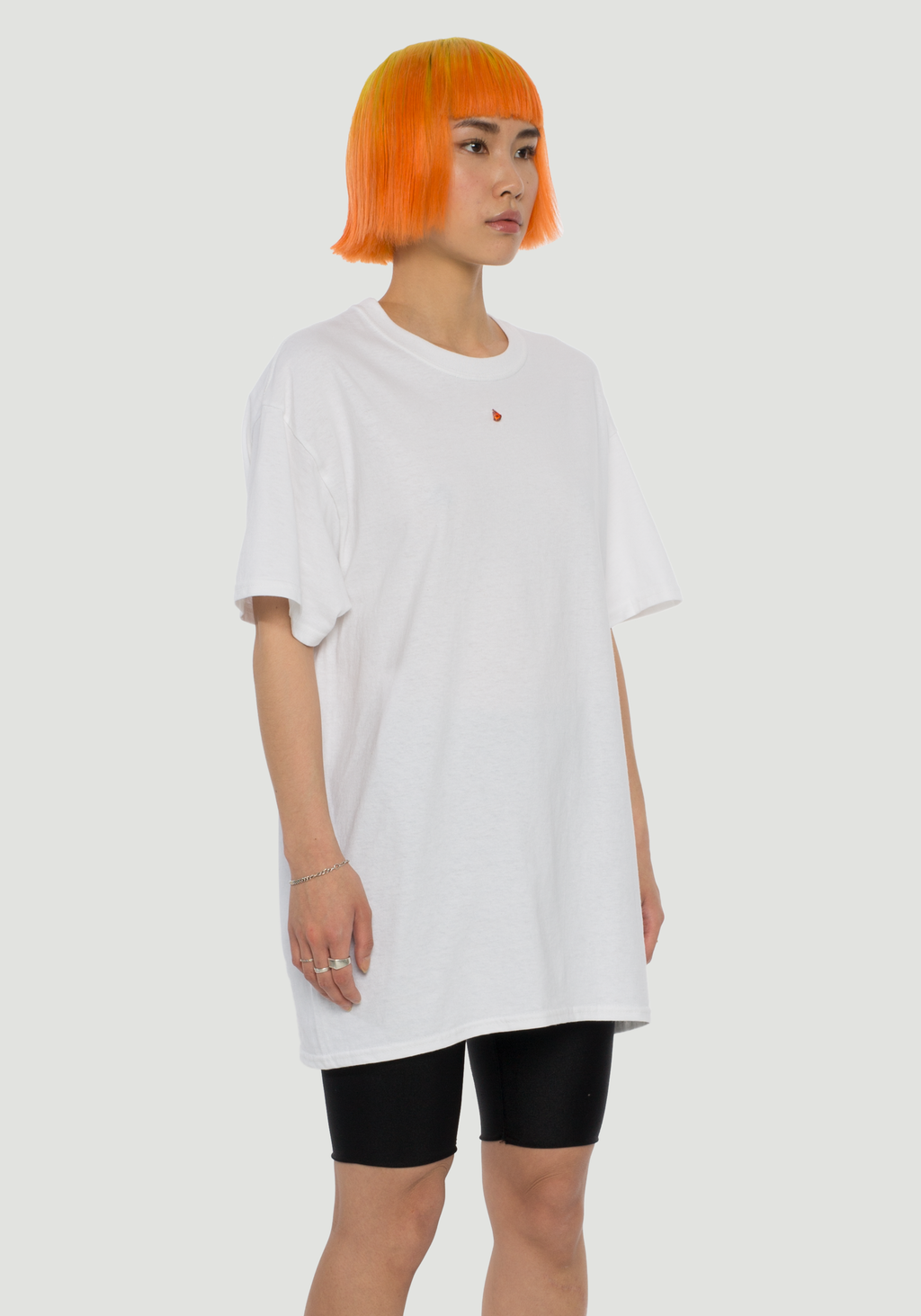 Sad but Happy T-Shirt White