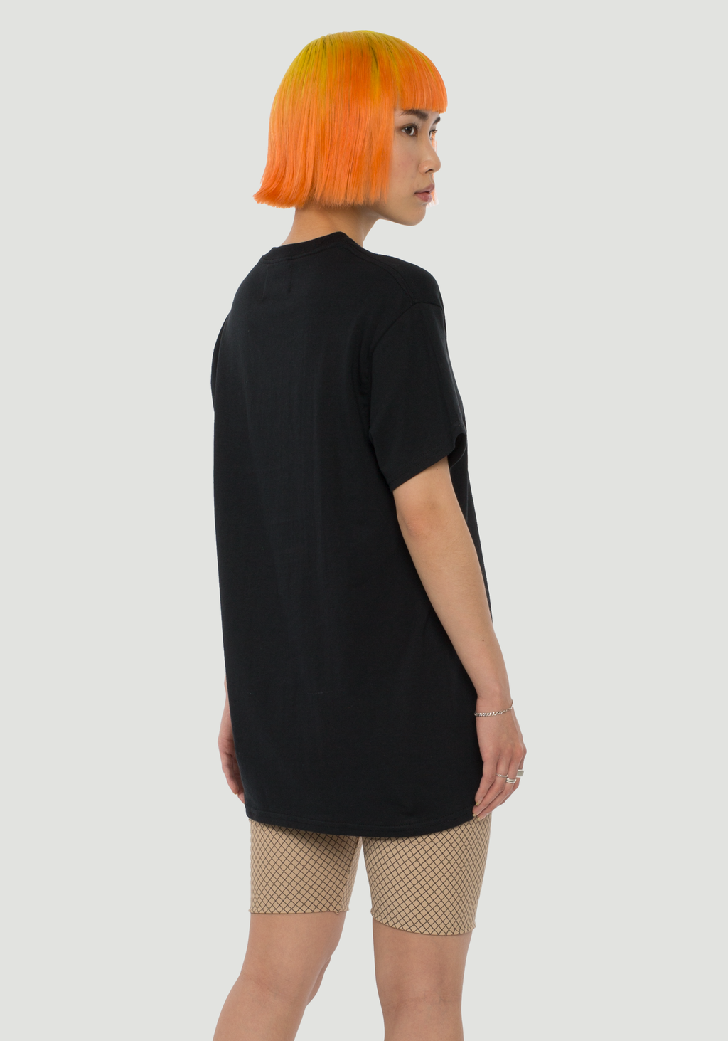Sad but Happy T-Shirt Black