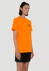 Never Sleep T-Shirt Orange
