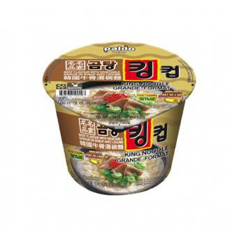 Paldo Beef Flavour with vegetable 105g