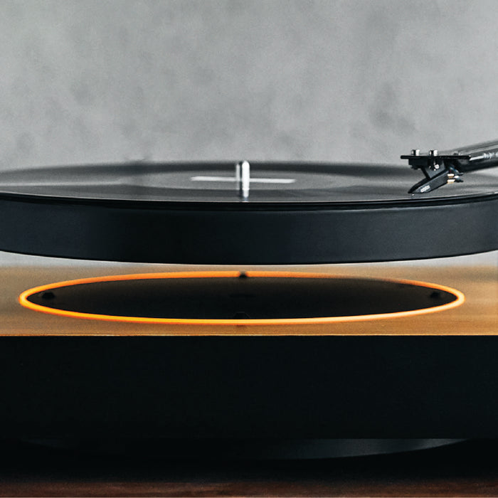 How to use MAG-LEV Audio turntable