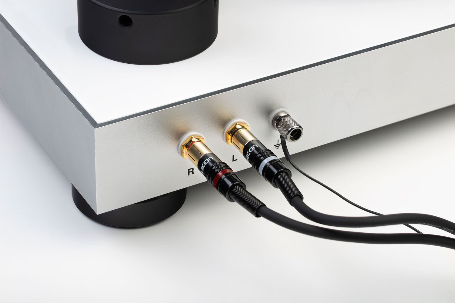 MAG-LEV Audio ML1 - outputs