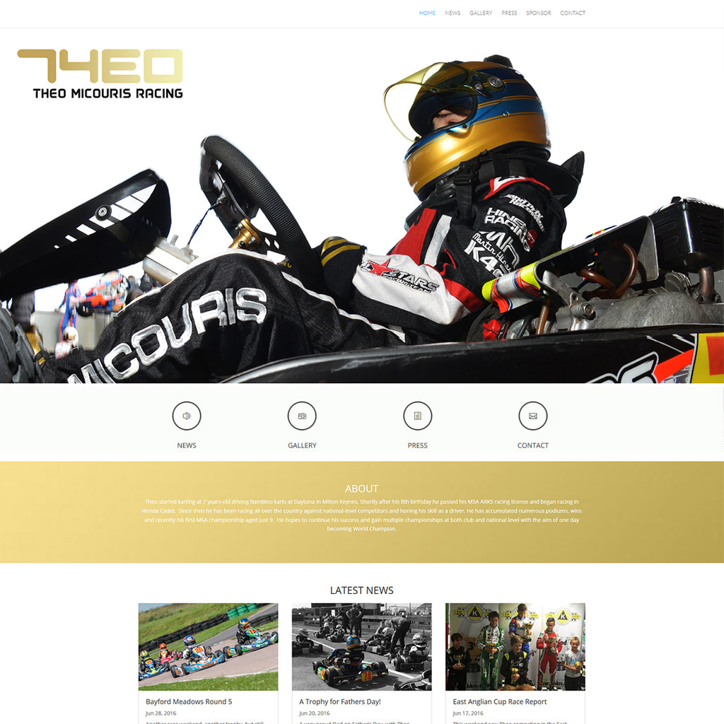 74eo.uk Theo Micouris Racing