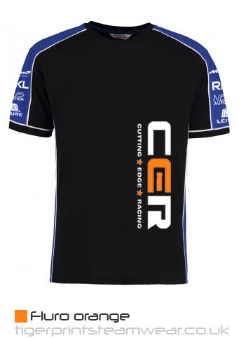 Cutting Edge Racing T-Shirt front view