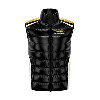 Motorsport Teamwear Sublimated Gilet Bodywarmer