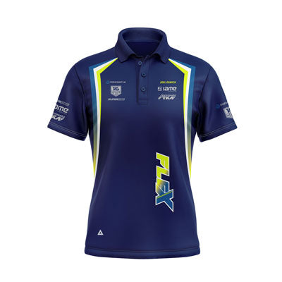Motorsport sublimated teamwear polo-shirt