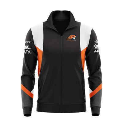 Motorsport teamwear sublimated track top