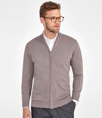 SOL'S Gordon Full Zip Cotton Acrylic Cardigan