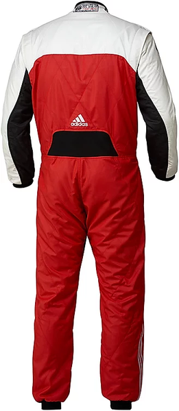 adidas RS Climalite Nomex Race Suit Red/White