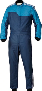 adidas RS Climalite Nomex Race Suit Blue/Navy