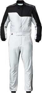 adidas RS Climalite Nomex Race Suit Silver/Black