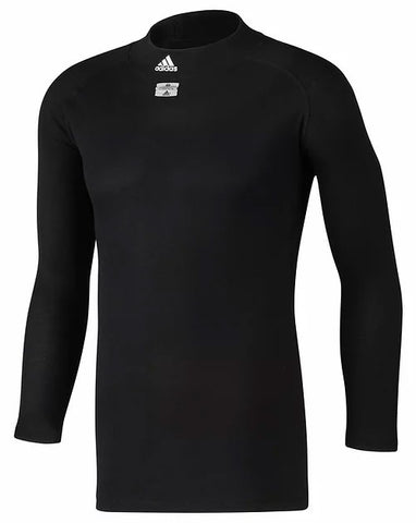 adidas ClimaCool® LS Top Black