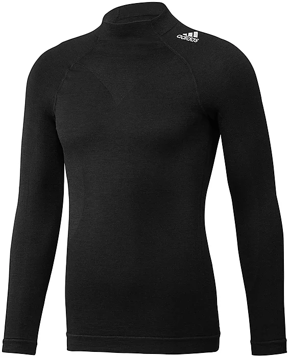 adidas TechFit® Top Black