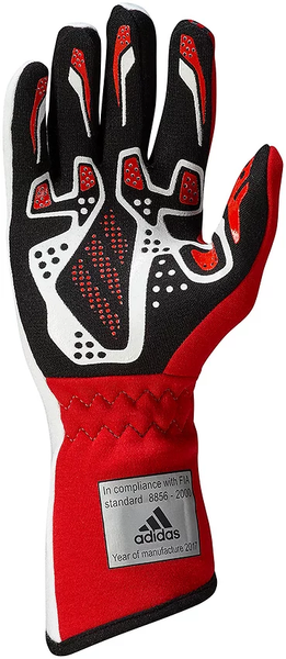 Adidas RS Gloves Red/White/Black