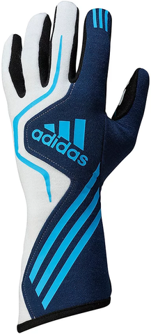 Adidas RS Gloves Navy/White/Blue