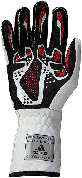Adidas RSR Gloves White/Black