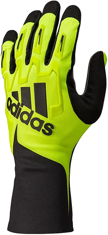 Adidas RSK Kart Gloves Fluro Yellow/Black
