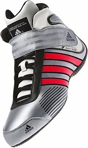 adidas Daytona Race Boot Silver/Black/Red