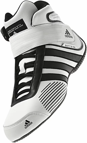 adidas Daytona Race Boot White/Black