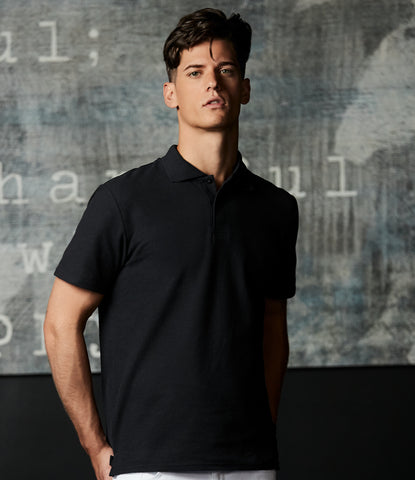 Anvil Cotton Double Pique Polo Shirt