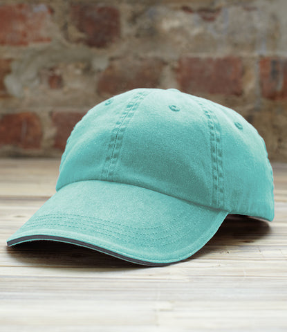 Anvil Low Profile Pigment Dyed Cap
