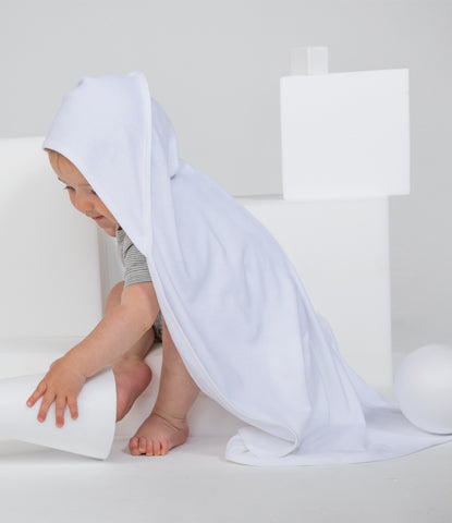 BabyBugz Organic Hooded Blanket