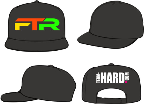 FTR Embroidered Cap