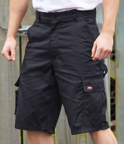 Lee Cooper Cargo Shorts - Tiger Prints Motorsport Teamwear