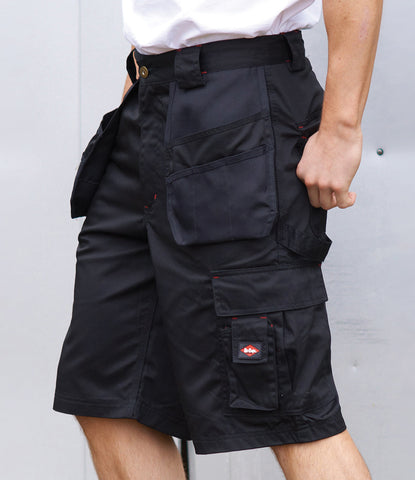 Lee Cooper Holster Pocket Shorts - Tiger Prints Motorsport Teamwear