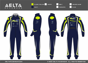 Flex Motorsport Sublimated Kart Racesuit