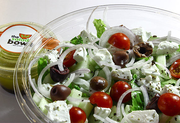 Greek Salad (200 Cal)