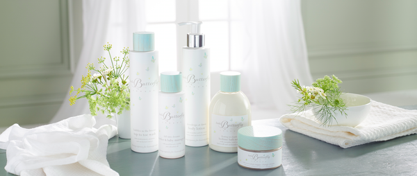 Little Butterfly London skincare for babies and mothers
