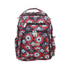 Ju-Ju-Be Be Right Back changing backpack Sweet Scarlet *