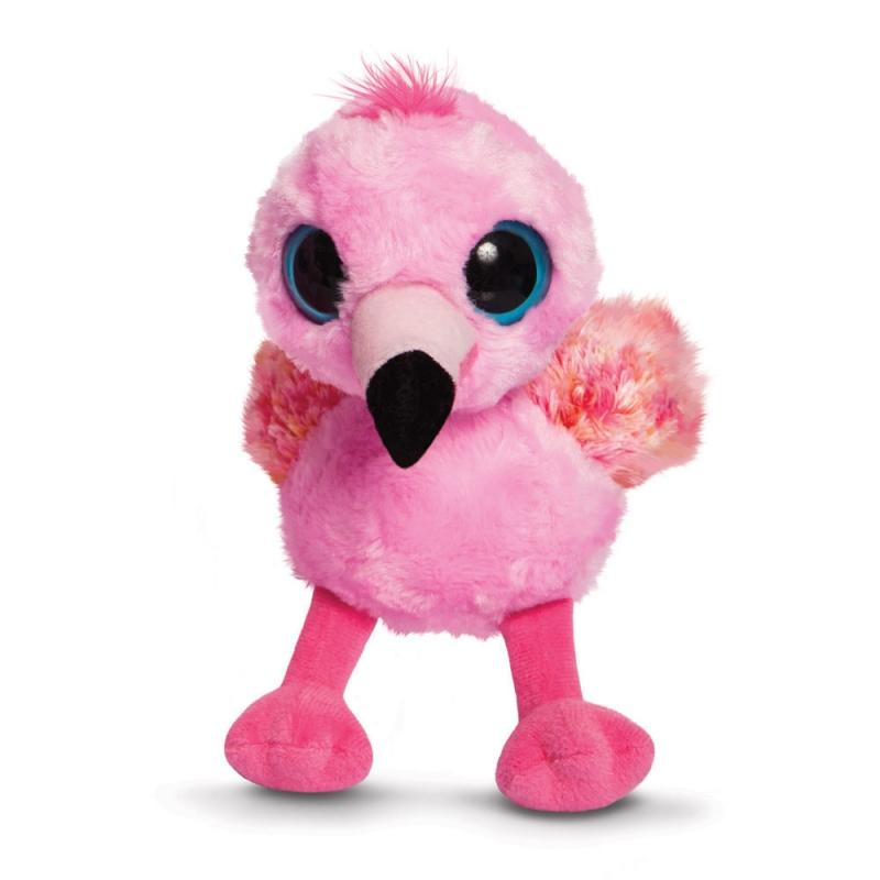 Pinkee Flamingo plush toy 5In / 13 cm