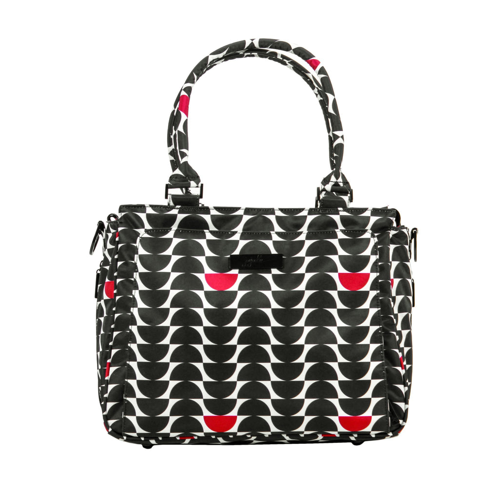 Ju-Ju-Be Onyx Be Classy diaper bag Black Widow *