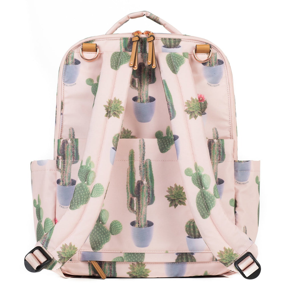 TWELVElittle On-The-Go Backpack in Cactus Print