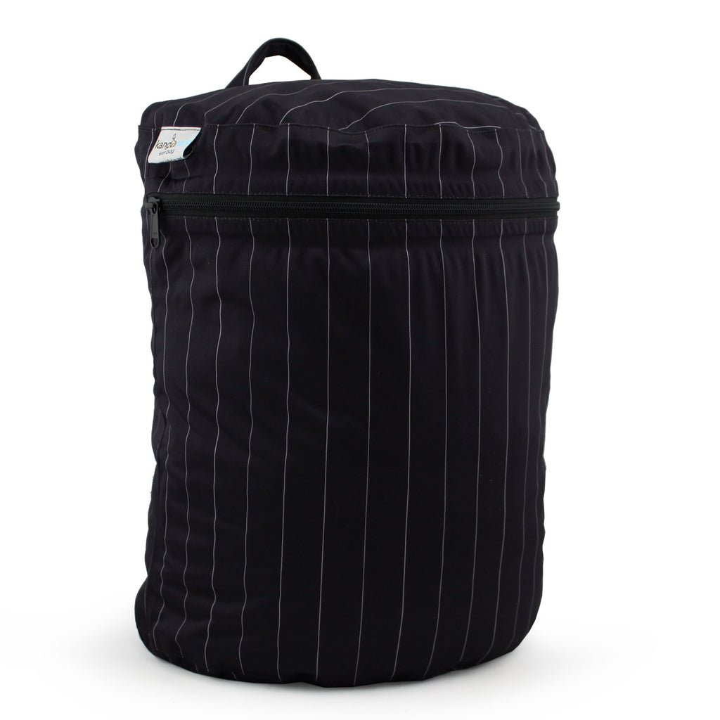 Kanga Care Wet Bag - Tux - Pinstripe