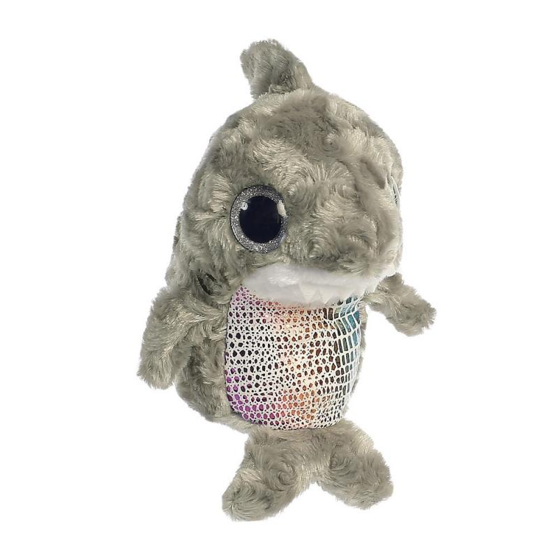 Buckee Shark plush toy 5In / 13 cm