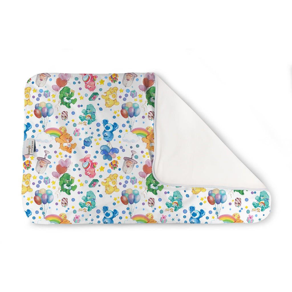 Kanga Care x Care Bears Changing Pad - Birthday Party