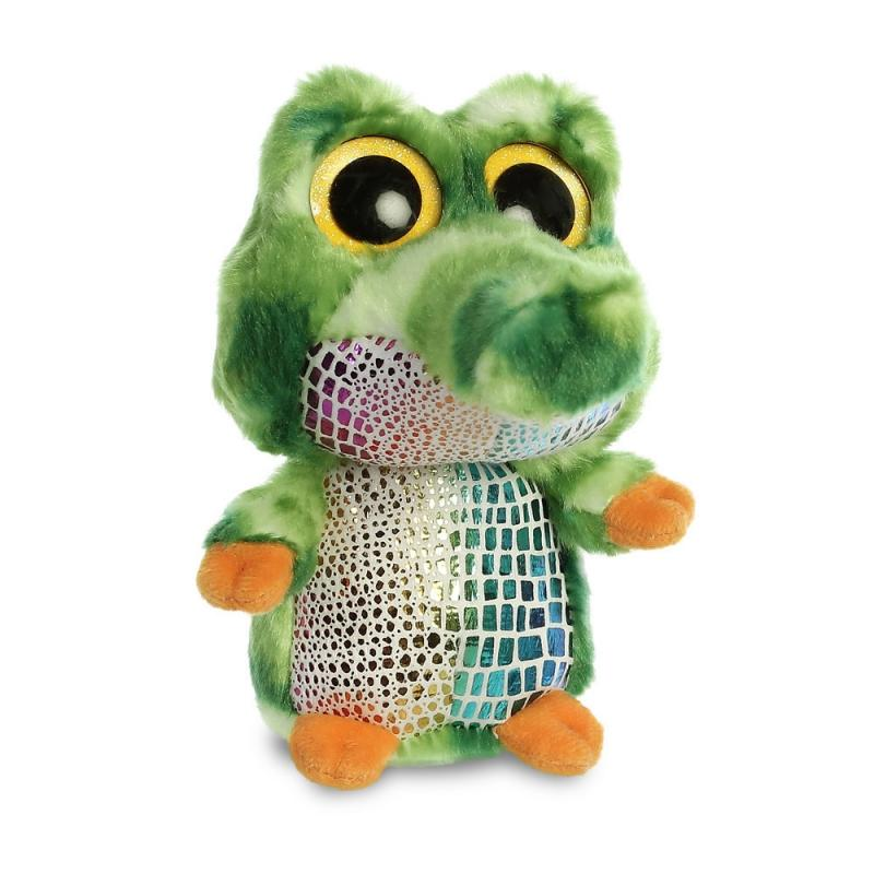 Crikee Crocodile plush toy 5In / 13 cm