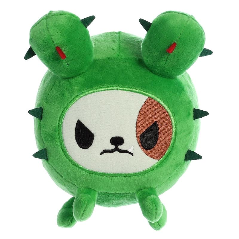 Tokidoki Cactus Friends Cactus Dog Plush 6in / 15 cm