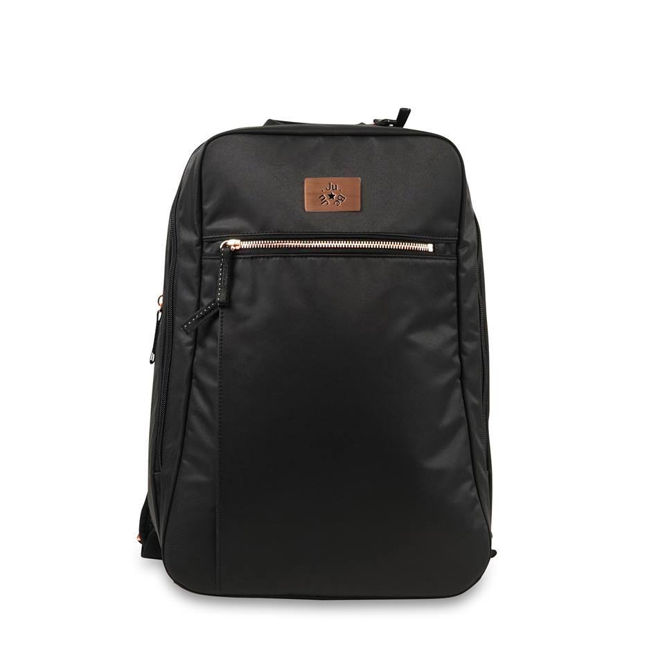 Ju-Ju-Be Ballad diaper backpack in Black Rose *