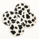 Breast Pads Cow 4-pack (2 pairs)