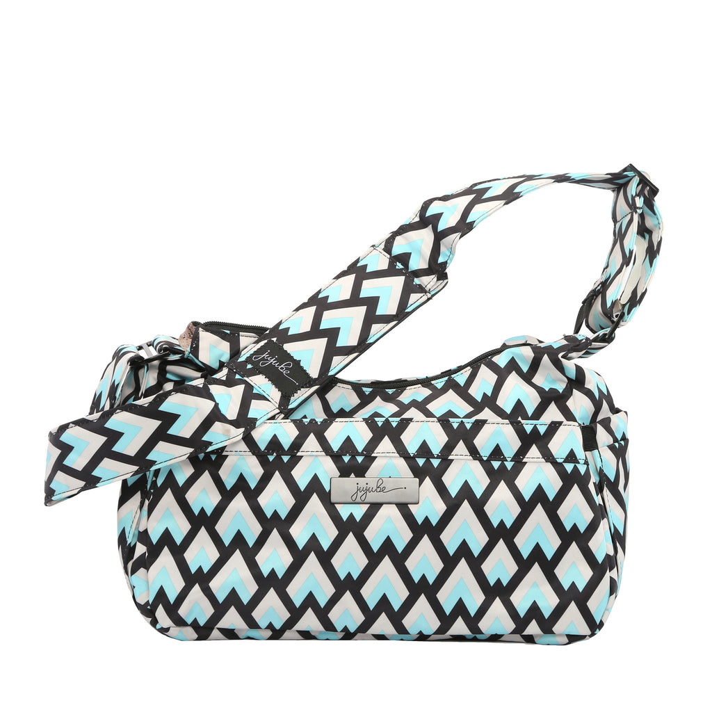 Ju-Ju-Be Onyx HoboBe changing bag in Black Diamond *