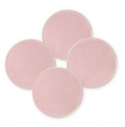 Breast Pads Pink 4-pack (2 pairs)