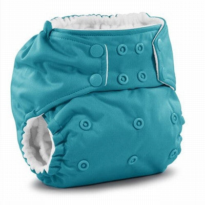 Rumparooz One Size Cloth Diaper - Aquarius