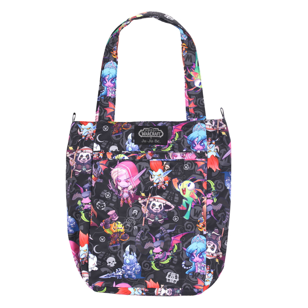 World of Warcraft x Ju-Ju-Be Be Light changing bag in Cute But Deadly *