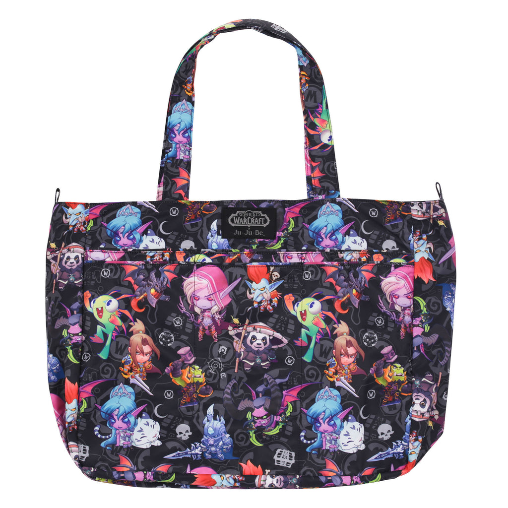 World of Warcraft x Ju-Ju-Be Super Be bag in Cute But Deadly *