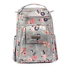 Ju-Ju-Be Be Right Back changing backpack Wallflower